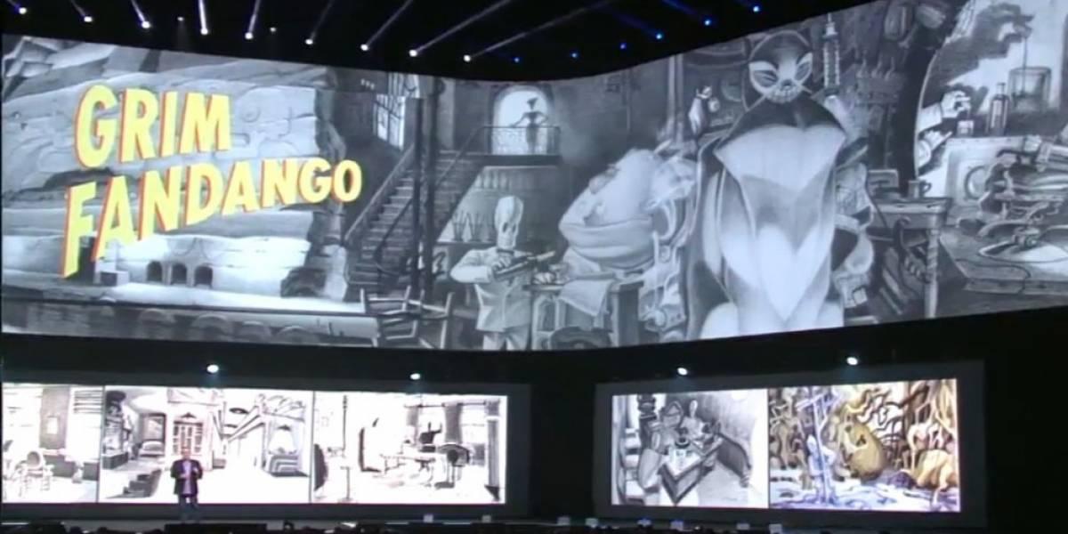 Grim Fandango regresará en una versión remasterizada #E32014