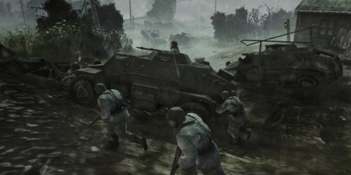 Company of Heroes pasará a funcionar completamente bajo Steamworks