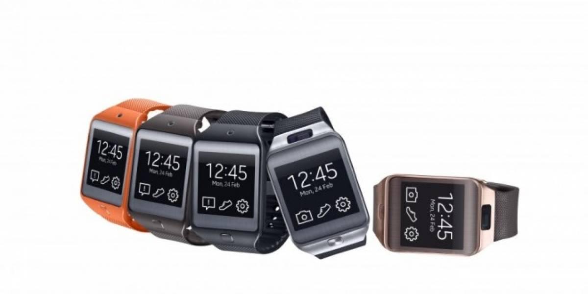 Estos son los precios del Samsung Gear 2 y Gear 2 Neo