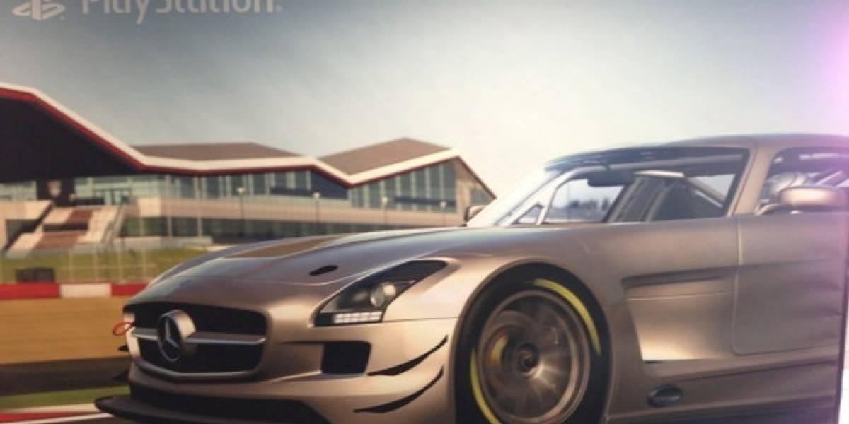 Gran Turismo 6 llegará este año a PlayStation 3