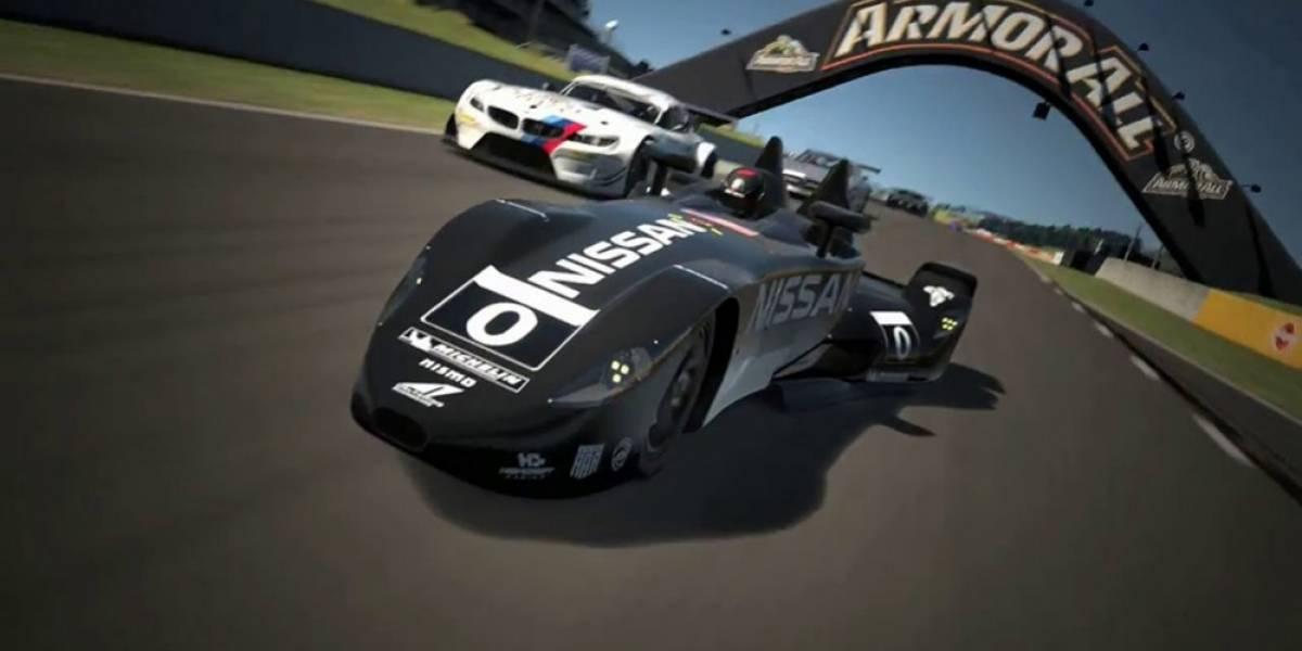 Gran Turismo 6 te permitirá crear tus propias pistas con la ayuda de una app GPS