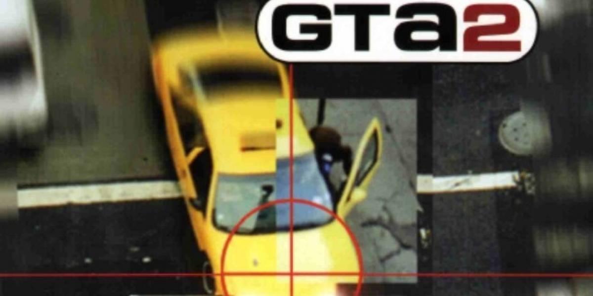 GTA y GTA2 estarían en camino a PS Vita, PSP y PS3