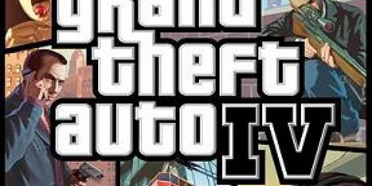 Grand Theft Auto 4: Récord de ventas y más