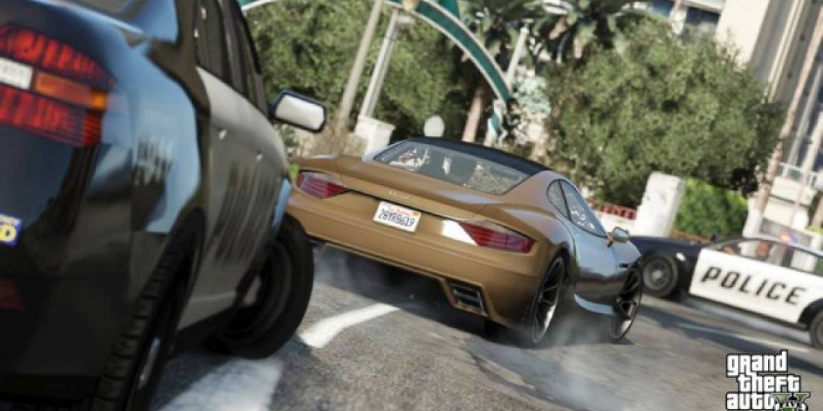 Pasen y vean el primer video con jugabilidad de Grand Theft Auto V