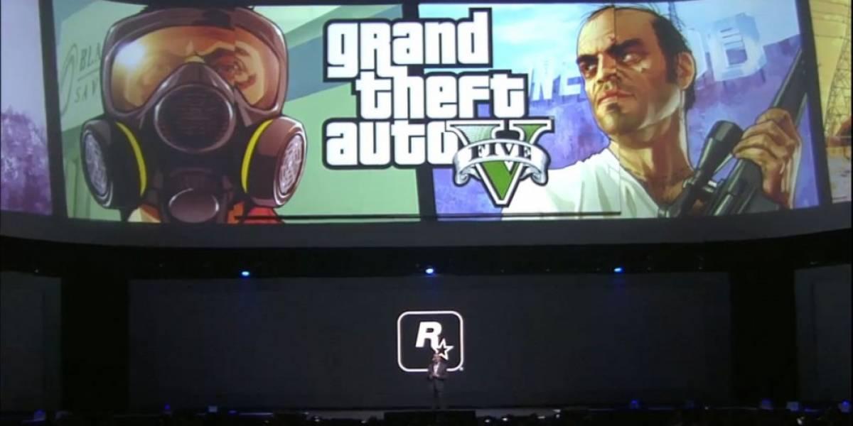 Grand Theft Auto V llegará en otoño al PlayStation 4, Xbox One y PC #E32014