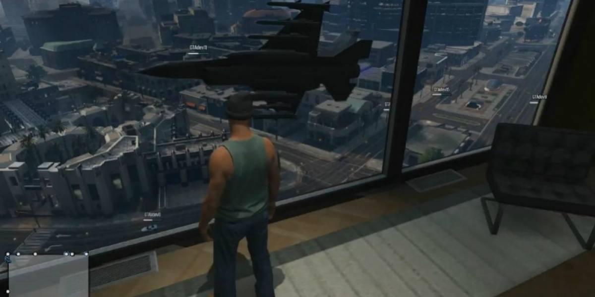 GTA Online se lanza con algunos problemas técnicos