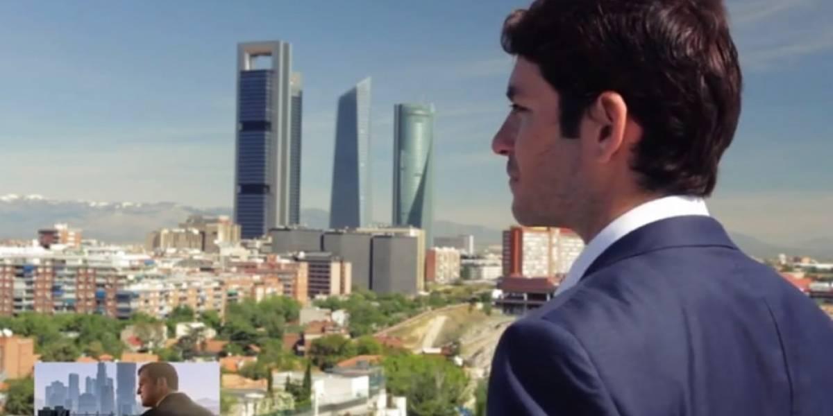 Grand Theft Auto: Madrid, genial parodia del tráiler de GTA V