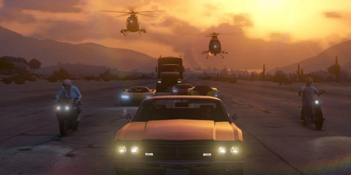 Rockstar lanza Beta de editor de niveles para GTA Online