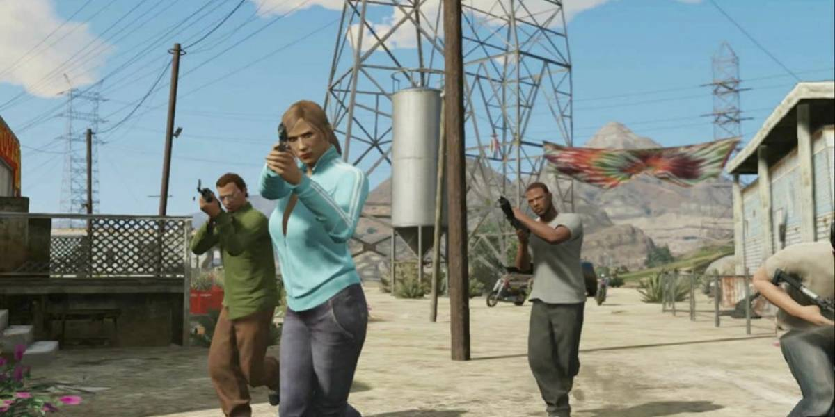 Grand Theft Auto Online: doble experiencia y ¿DLC de zombies?