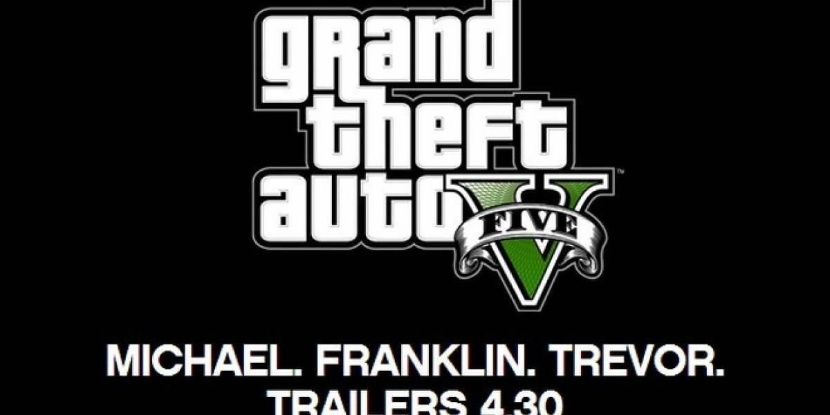 GTA V recibirá varios tráilers en menos de una semana