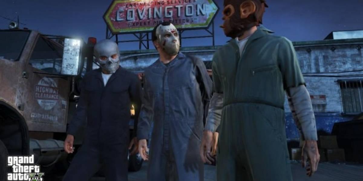 Rockstar recompensará con dinero a los que sufrieron con los errores de GTA Online