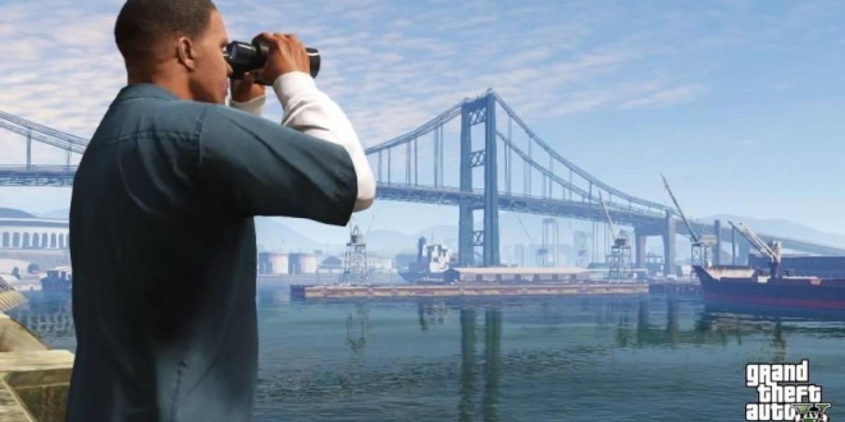 Rockstar mostrará mañana el primer video de jugabilidad de Grand Theft Auto V