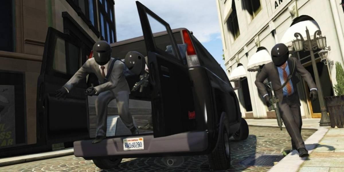 Rockstar confirma microtransacciones en Grand Theft Auto Online
