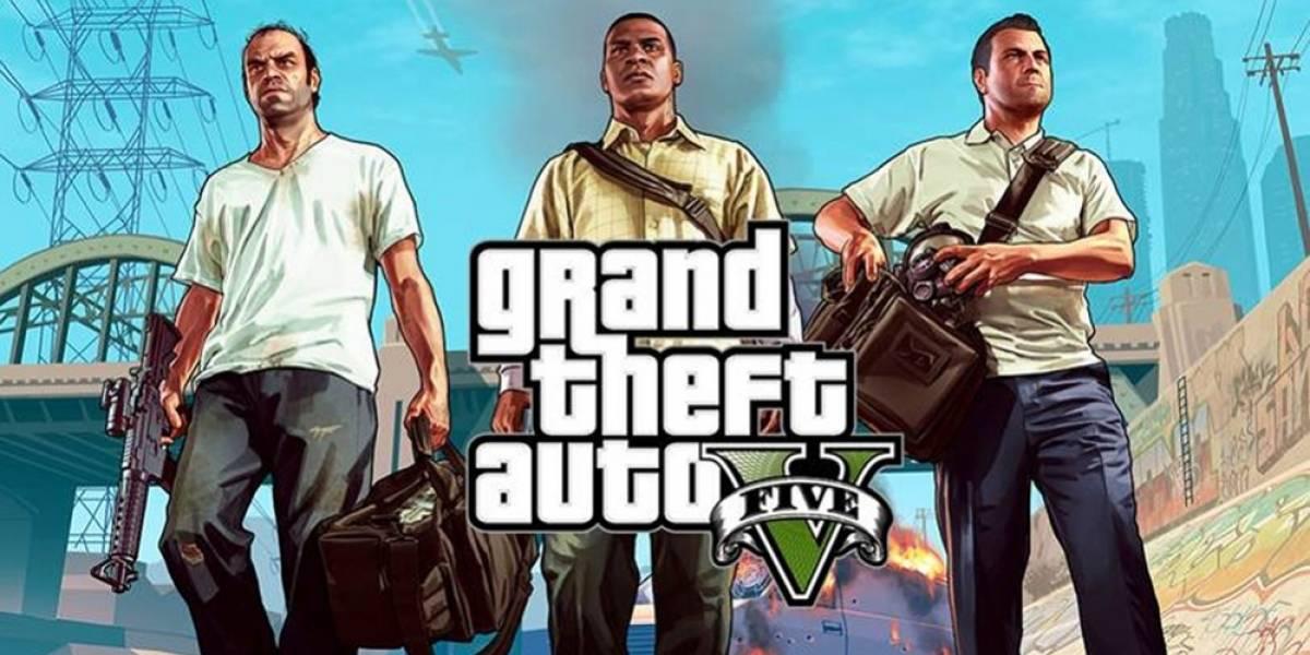 Conoce a los actores que dieron vida a los protagonistas de Grand Theft Auto V
