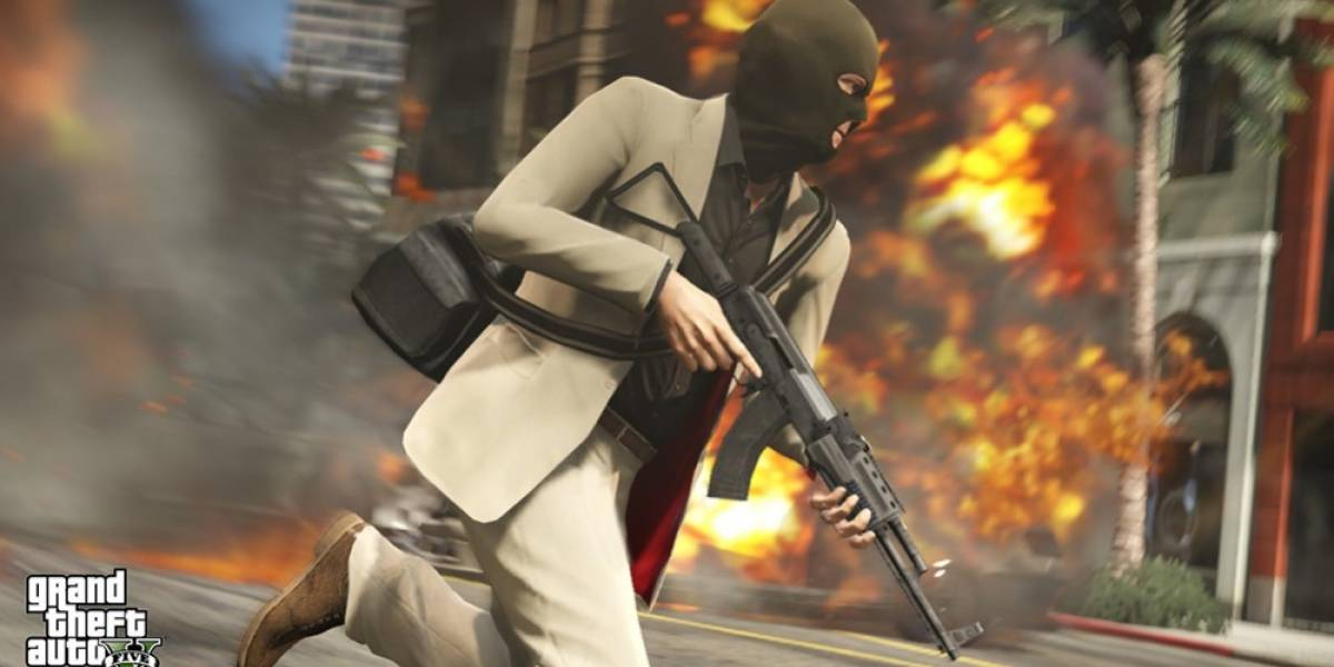 Ventas de Grand Theft Auto V alcanzan los USD $800 millones, según Take-Two