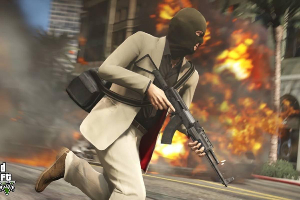 Ventas de Grand Theft Auto V alcanzan los USD $800 millones, según Take-Two