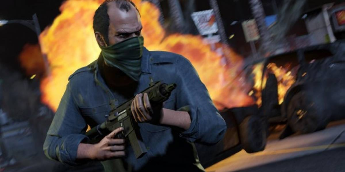 Grand Theft Auto V requerirá instalación obligatoria de 8GB