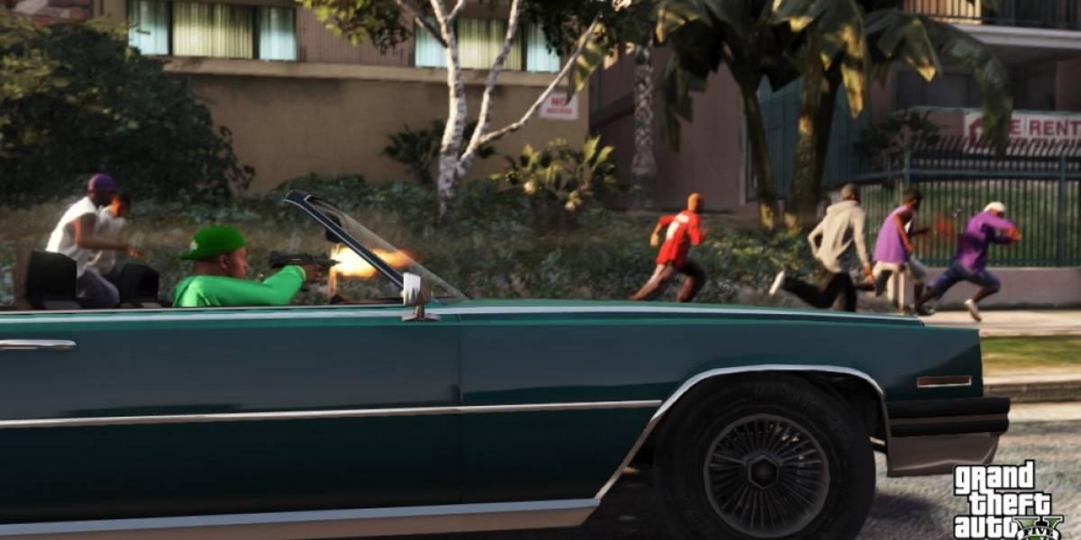 Comparación entre los sistemas de combate de GTA V y Max Payne 3