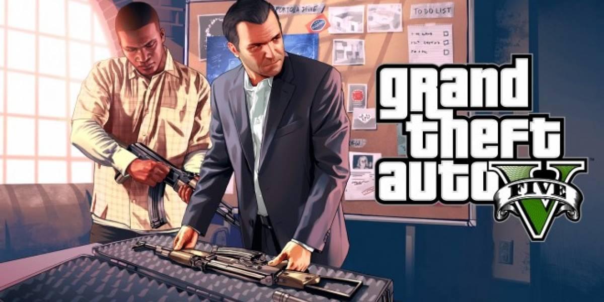 Hideo Kojima queda impresionado con el tráiler de Grand Theft Auto V