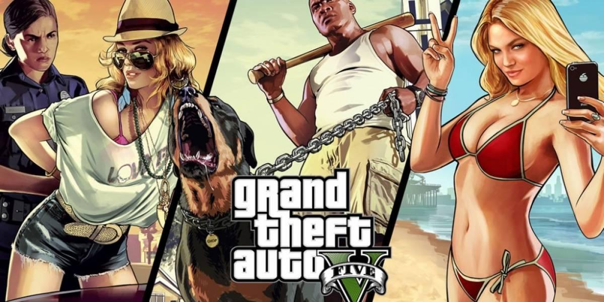 Día 4 de la Ultimate Games Sale, GTA V a mitad de precio
