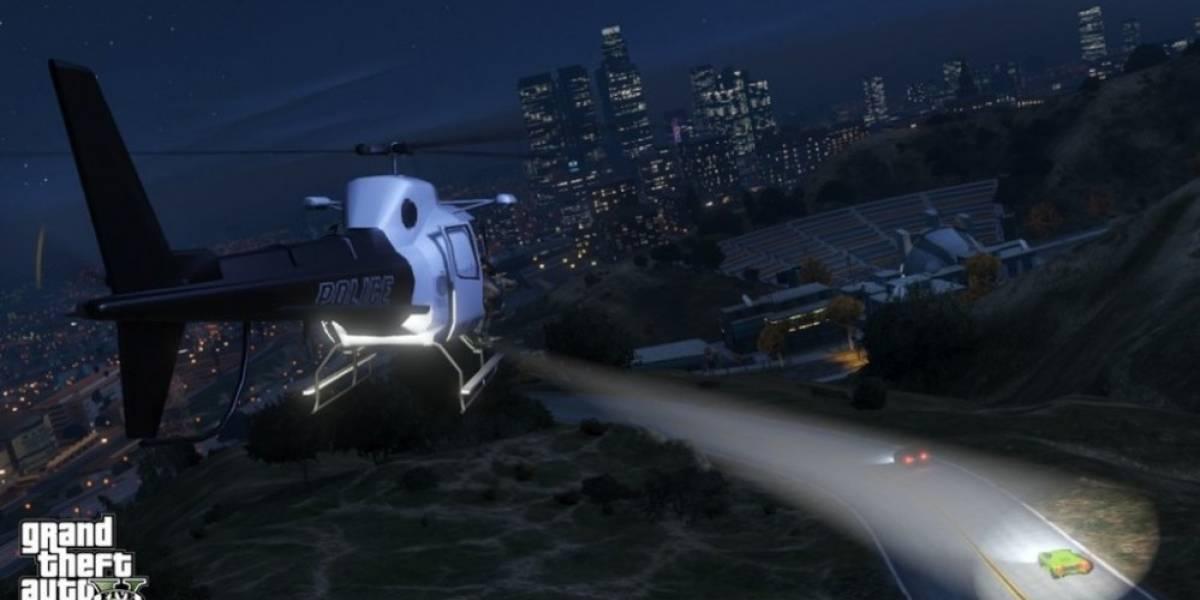 Grand Theft Auto V: El tráiler oficial