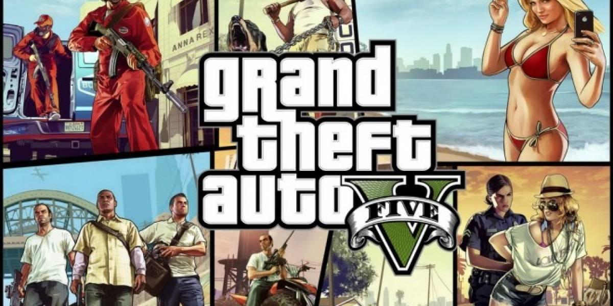 Rockstar confirma que tráiler de GTA V fue capturado de la versión para PS3