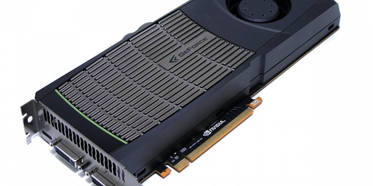 CHWLabs: NVIDIA GeForce GTX 480