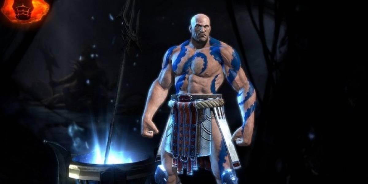 Todo el DLC de God of War Ascension, gratis por una semana