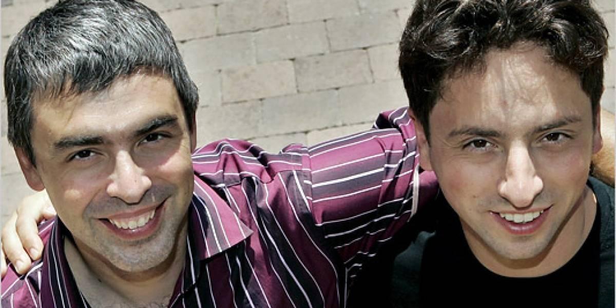 (088) Sergey Brin y Larry Page, los arquitectos de Internet