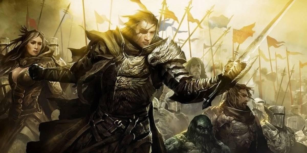 Gamespot ofrece una probadita gratuita de Guild Wars 2