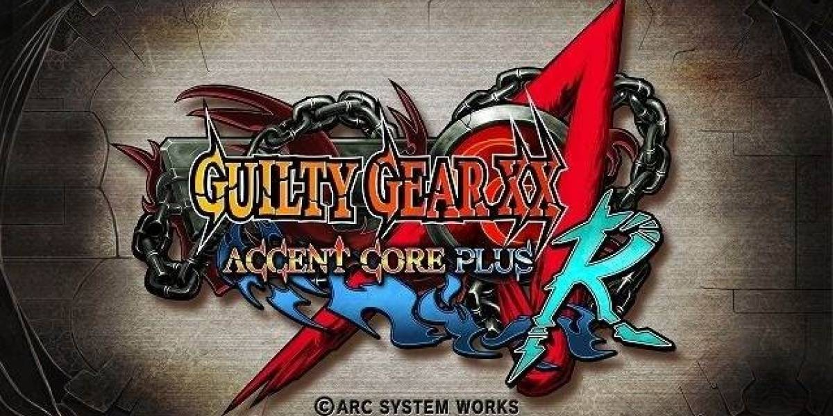 Guilty Gear para PS Vita aparecería a la venta en occidente