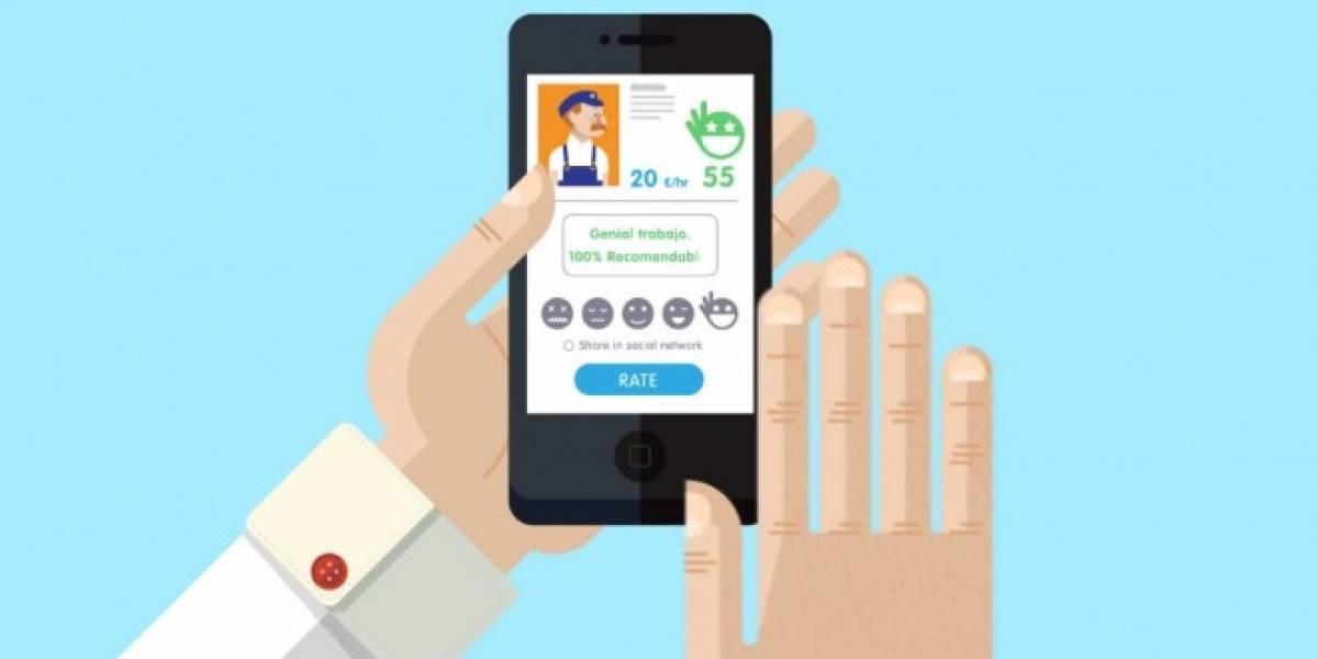 Busca y recomienda profesionales desde tu smartphone con Guudjob