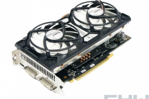 CHWLabs: ECS GeForce GTX 460 1GB Black