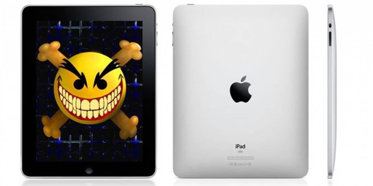 Malware se aprovecha de iPad e iTunes