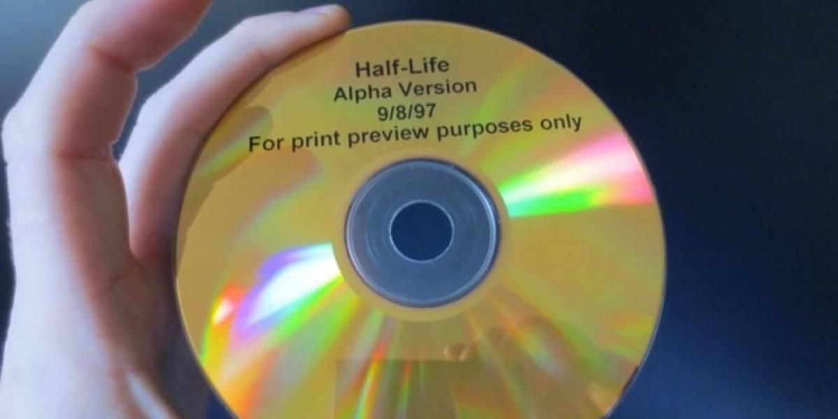 Así lucía Half-Life en su versión Alpha de 1997