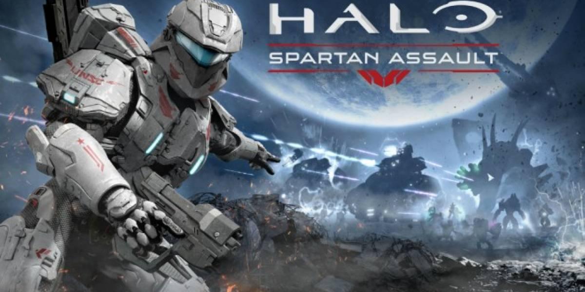 Ya está disponible Halo: Spartan Assault