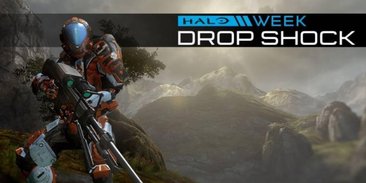 Se anuncia Halo Week: Drop Shock, una semana llena de contenido para Halo 4