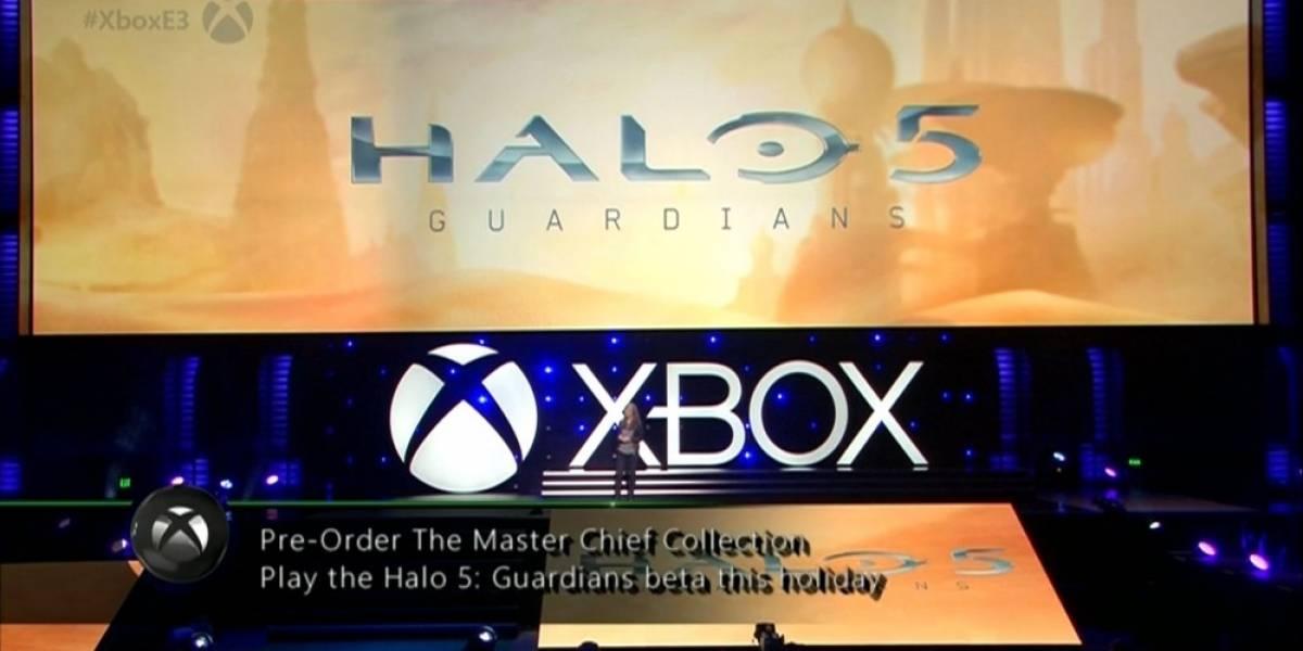 Halo 5 Guardians tendrá beta a final de año #E32014