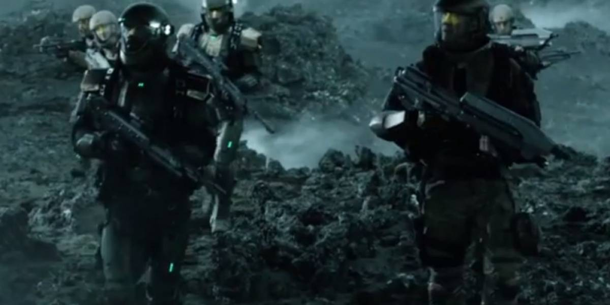 Se publica el primer tráiler de Halo: Nightfall