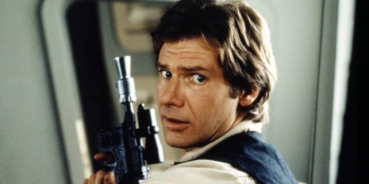 Han Solo es votado como el mejor personaje de Star Wars