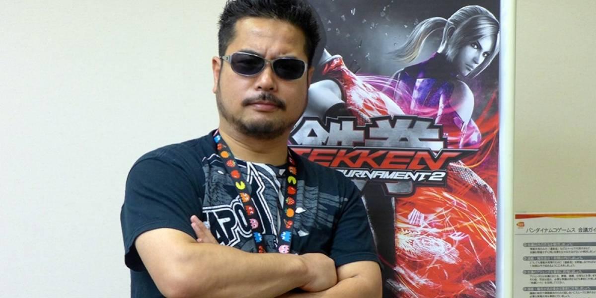 Director de Tekken quiere anunciar al menos dos juegos en este 2014