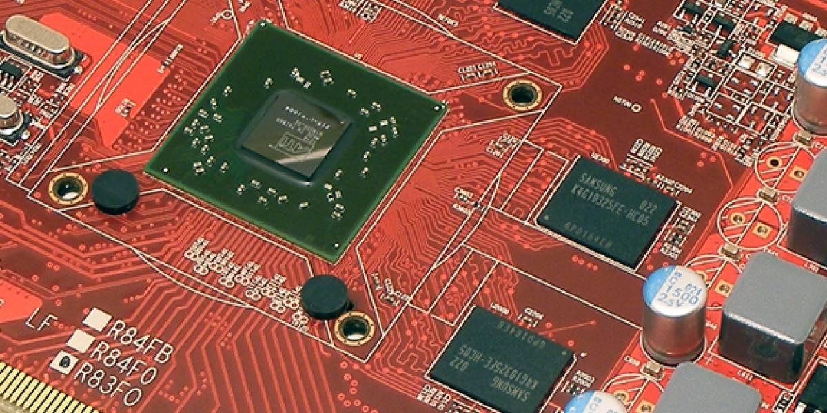 AMD ATI Radeon HD 5570 GDDR5