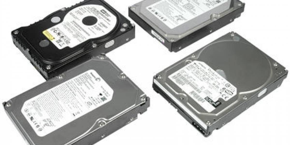 14 años de evolución en el rendimiento de los discos duros