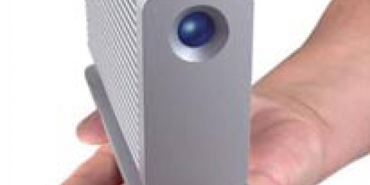 LaCie Quadra Little Big Disk: 1TB en formato pequeño
