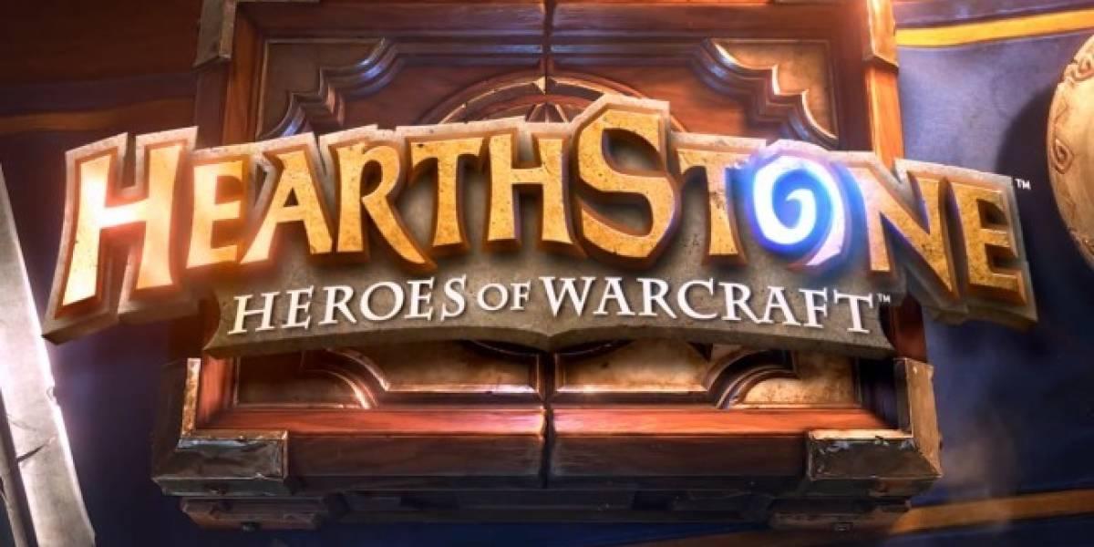 HearthStone: Heroes of Warcraft es el nuevo juego de Blizzard