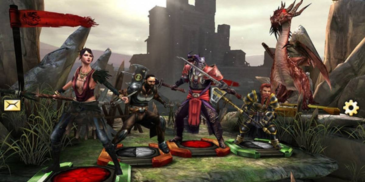 EA anuncia Heroes of Dragon Age para iOS y Android