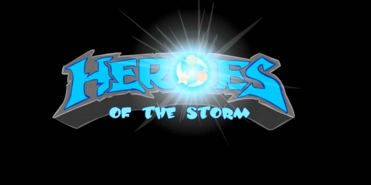 Heroes of the Storm es el nuevo nombre del MOBA de Blizzard