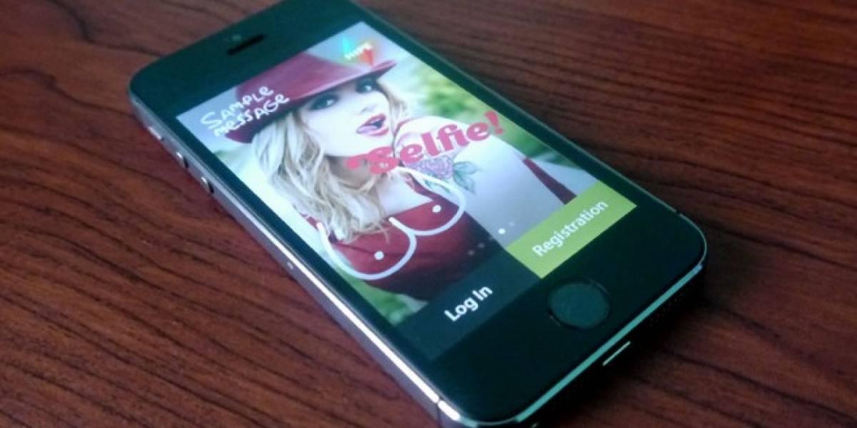 Hipe, la aplicación en donde tienes 99 segundos para responder un mensaje
