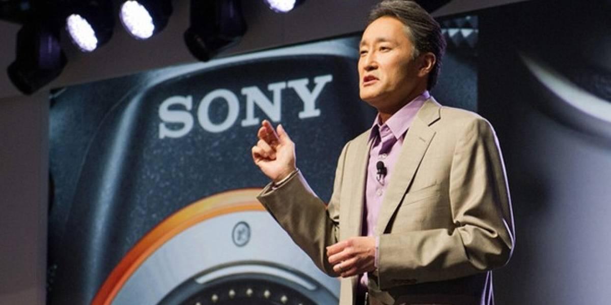Kaz Hirai y otros ejecutivos de Sony se rebajarán sus sueldos casi hasta la mitad