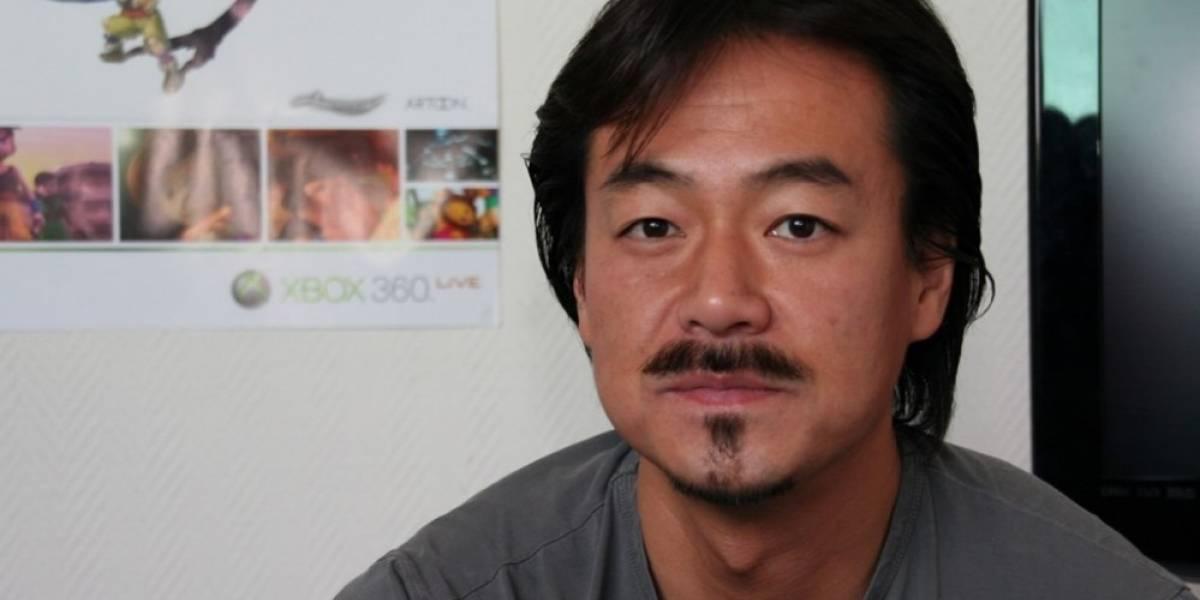 Hironobu Sakaguchi hablará de su nuevo proyecto en Japan Expo